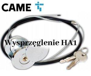 Wysprzęglenie HA1 do zestawu HG 600 i HG 1000