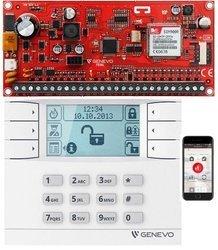 ZESTAW ALARMOWY GENEVO LCD MANIPULATOR PRiMA SET16
