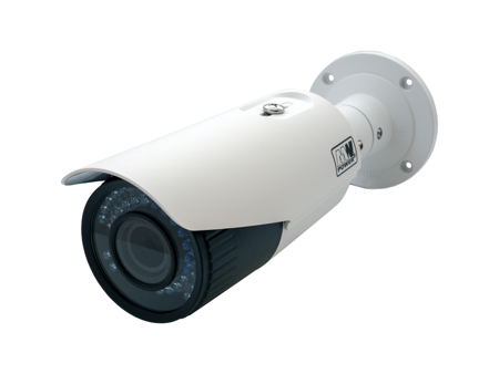 Kamera IP IPC-T402MSD 2Mpx Tuba z POE 2,8-12mm biała
