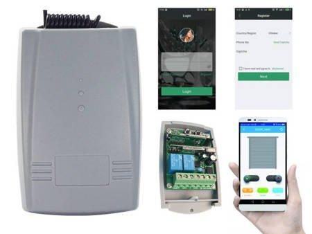 Sterownik Bramy bezprzewodowy Wi-fi Force Wireless